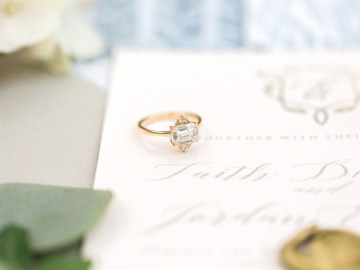 Woodland Wedding Inspiration by Molly Lichten Photography and Jamie Leigh Events 24
