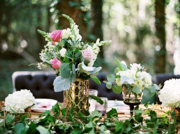 Woodland Wedding Inspiration by Molly Lichten Photography and Jamie Leigh Events 31