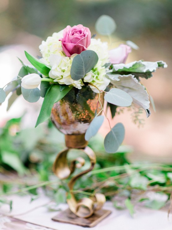 Woodland Wedding Inspiration by Molly Lichten Photography and Jamie Leigh Events 4