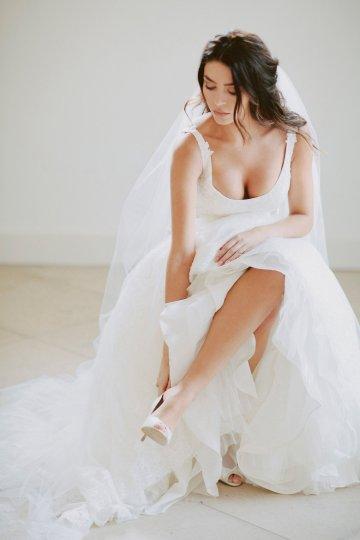 Zac Posen for David's Bridal by David Jenkins Photography and Pocketful of Dreams 22