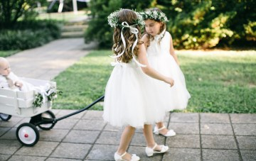 10 Adorable Flower Girl Dresses