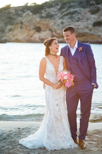 Colourful Ibiza Wedding by Gypsy Westwood Photography 57