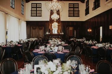 Glamorous & Stylish Wedding by Katie Branch Photography and Jen Kruger Design 31