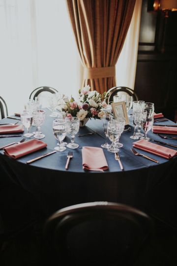 Glamorous & Stylish Wedding by Katie Branch Photography and Jen Kruger Design 65