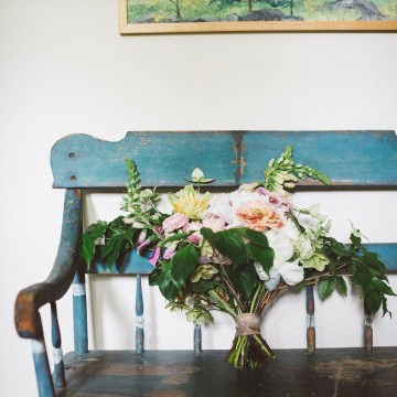 Gorgeous Barn Wedding by Keetch Miller Photography 25
