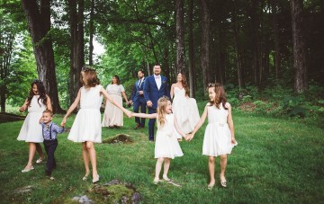 Gorgeous Barn Wedding by Keetch Miller Photography 45