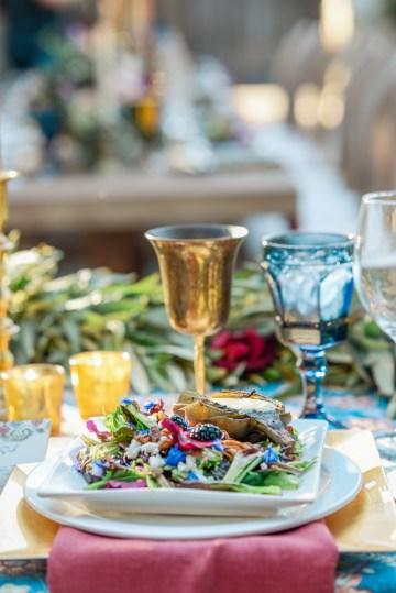 Gorgeous Outdoor Wedding by Rebecca Marie Photography 17