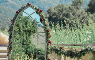 Gorgeous Outdoor Wedding by Rebecca Marie Photography 43