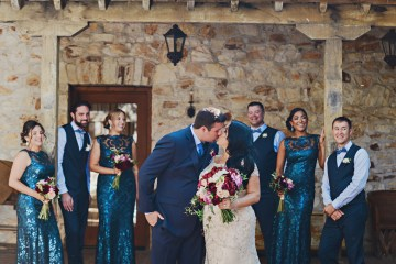 Gorgeous Outdoor Wedding by Rebecca Marie Photography 47