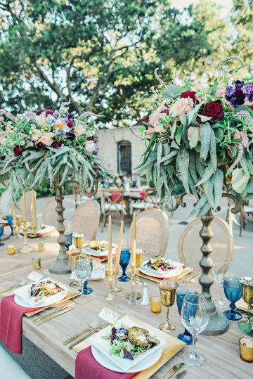 Gorgeous Outdoor Wedding by Rebecca Marie Photography 59