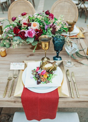 Gorgeous Outdoor Wedding by Rebecca Marie Photography 60