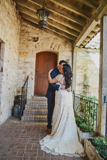 Gorgeous Outdoor Wedding by Rebecca Marie Photography 8