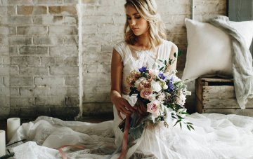 Simple but Oh-So-Pretty Wedding Inspiration