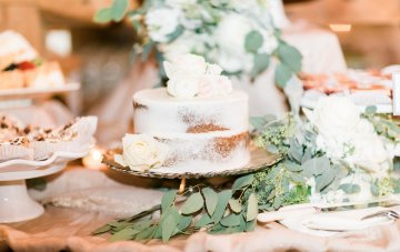 Romantic Floral Wedding by Hay Alexandra and Geomyra Lewis Wedding and Events 16