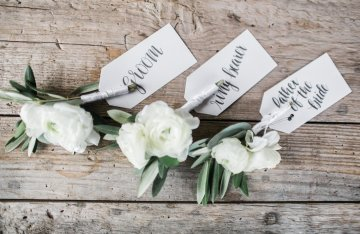 Romantic Floral Wedding by Hay Alexandra and Geomyra Lewis Wedding and Events 6