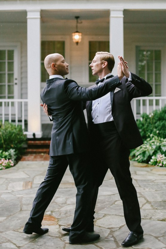 Same Sex Southern Wedding Inspiration by Jenna Henderson and Cedarwood Weddings 27