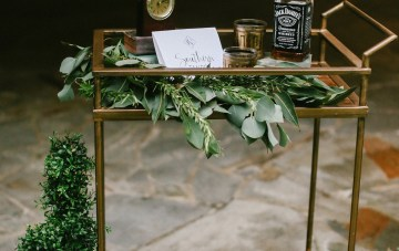 Same Sex Southern Wedding Inspiration by Jenna Henderson and Cedarwood Weddings 33