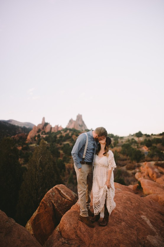 Sunset Elopement by Ashlee Kay Photography 16