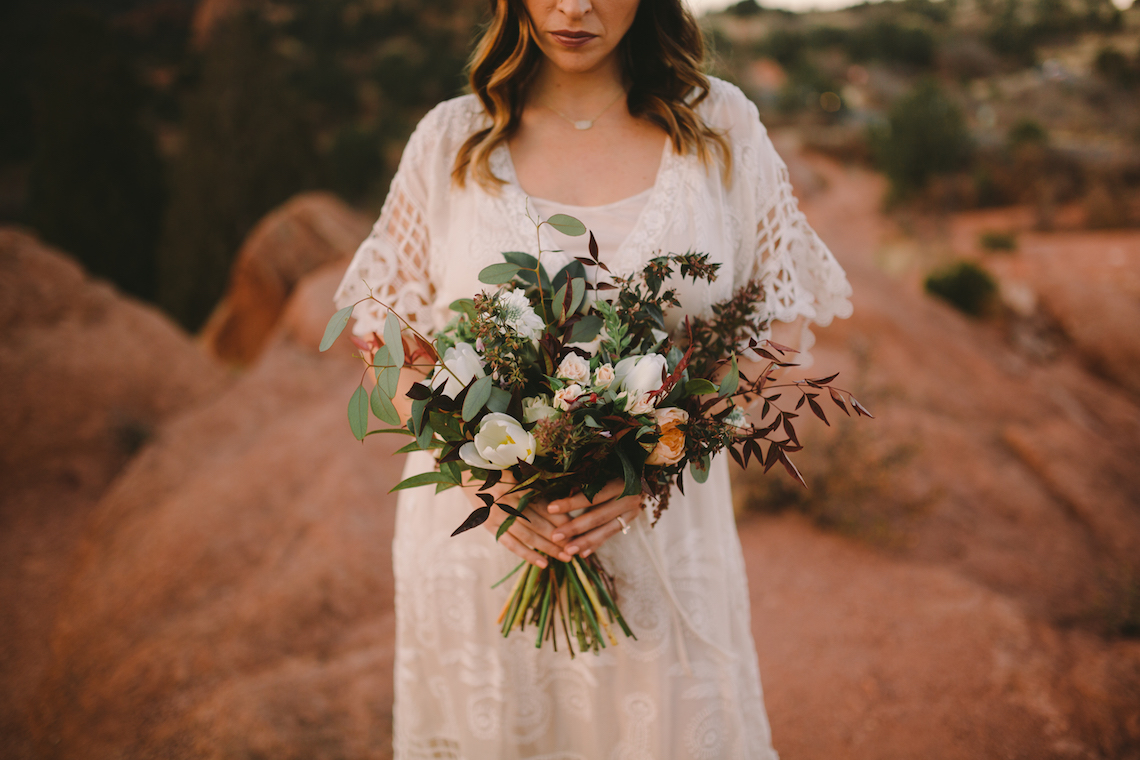 Sunset Elopement by Ashlee Kay Photography 18