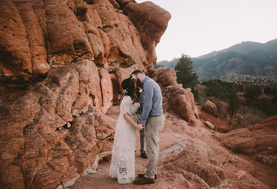 Sunset Elopement by Ashlee Kay Photography 26