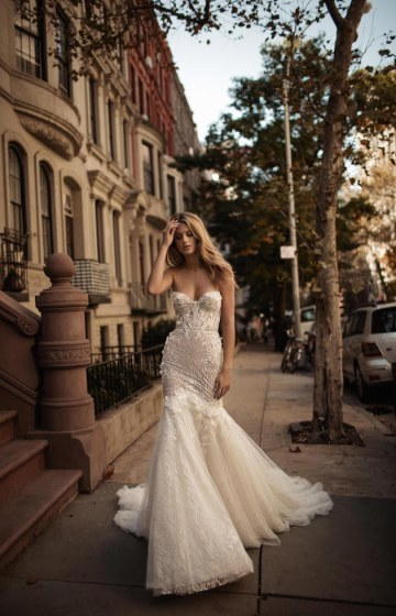 Berta Wedding Dress Collection 18