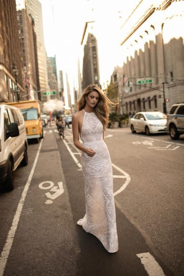 Berta Wedding Dress Collection 20