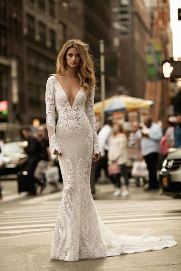 Berta Wedding Dress Collection 35