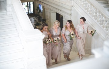 Callie Thorpe on being a plus size bride | Photo by Kirsty MacKenzie 1