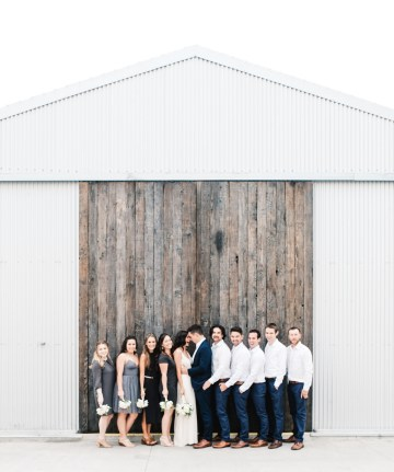 Fun BBQ Wedding by Myke & Teri Photography 16