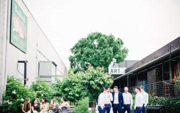 Fun BBQ Wedding by Myke & Teri Photography 30