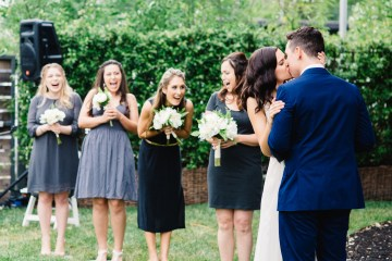 Fun BBQ Wedding by Myke & Teri Photography 9