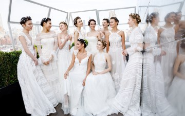 Best of Bridal Week: Gemy Maalouf Wedding Dress Collection 2018