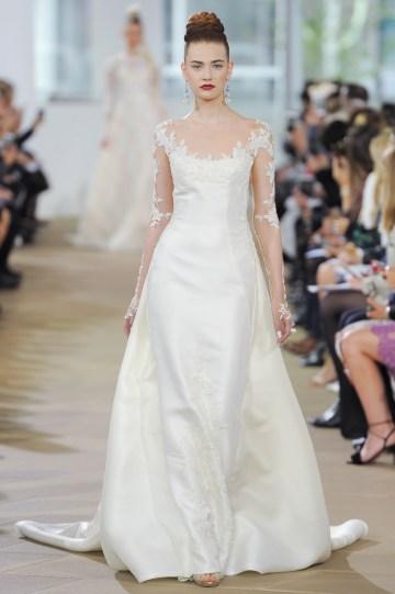 Ines di Santo, Bridal Spring 2018, New York, April 2017