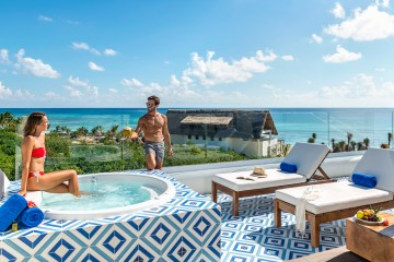 Ocean Riviera Paradise Honeymoon 11
