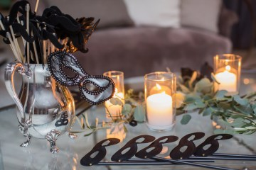 Palm Springs Wedding by Amy and Stuart Photography and Oui Events 39