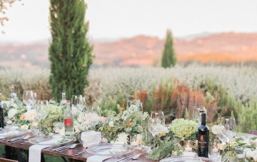 Romantic & Intimate Tuscan Wedding by Adrian Wood Photography 108