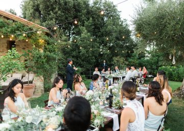 Romantic & Intimate Tuscan Wedding by Adrian Wood Photography 45