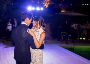 Romantic & Intimate Tuscan Wedding by Adrian Wood Photography 59