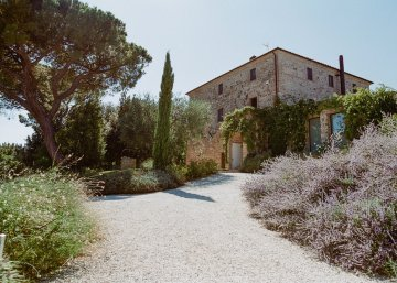 Romantic & Intimate Tuscan Wedding by Adrian Wood Photography 61