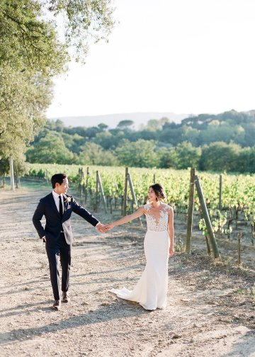 Romantic & Intimate Tuscan Wedding by Adrian Wood Photography 70