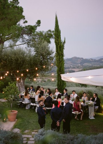 Romantic & Intimate Tuscan Wedding by Adrian Wood Photography 73