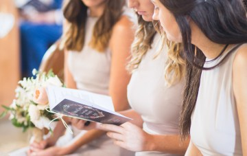 Romantic Irish Wedding by Cecelina Photography 16