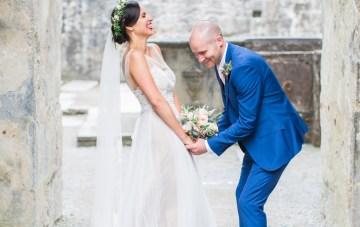 Romantic Irish Wedding by Cecelina Photography 41