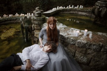 Secret Garden Wedding Inspiration by Monica Leggio and BiancoAntico 13