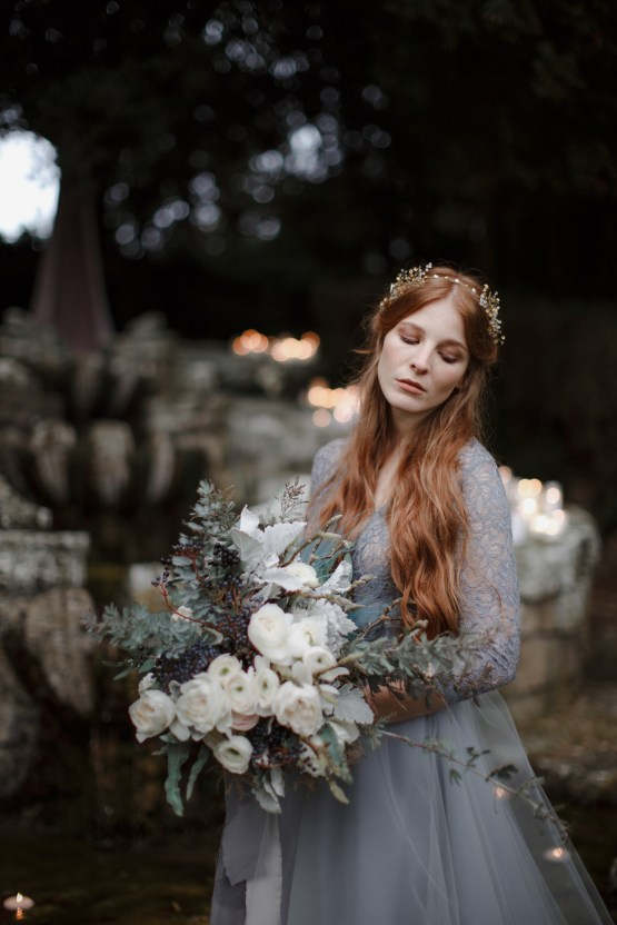 Secret Garden Wedding Inspiration by Monica Leggio and BiancoAntico 20