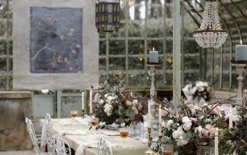 Secret Garden Wedding Inspiration by Monica Leggio and BiancoAntico 46