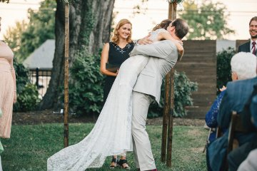 Sweet Nashville Wedding by Cassie Lopez Photography 15