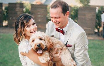 Sweet, Intimate & Fun Wedding in Nashville