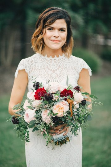 Sweet Nashville Wedding by Cassie Lopez Photography 47