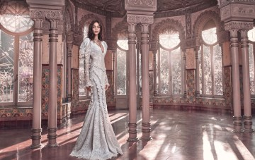 Victorian Affinity: Galia Lahav Wedding Dress Collection 2018